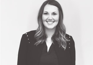 Amanda Dickens, Account Manager and Designer