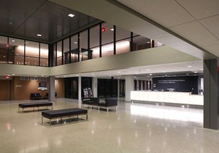 Joint Interagency Training and Education Center (JITEC) Lobby