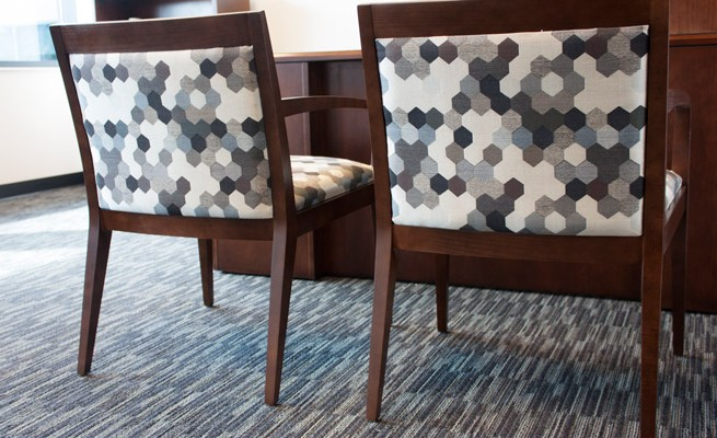 Energy Corporation of American Office Guest Chairs