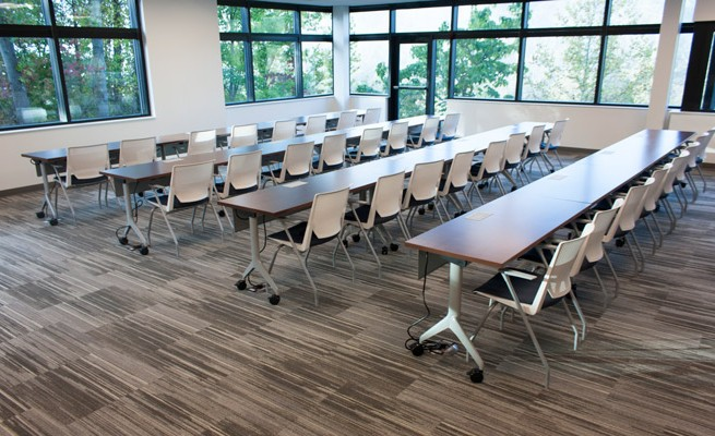 Energy Corporation of America Training Room