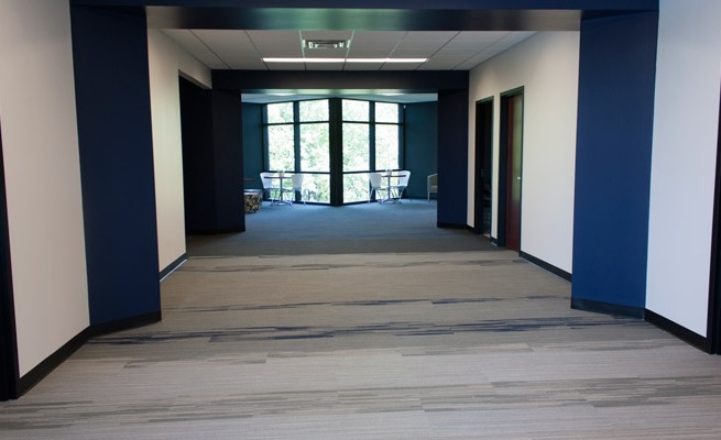 Energy Corporation of America Feature Hallways