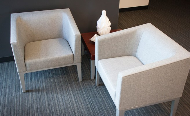 Energy Corporation of America Breakout Lounge Chairs