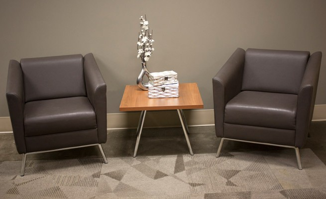 Enervest Reception Lounge Chairs