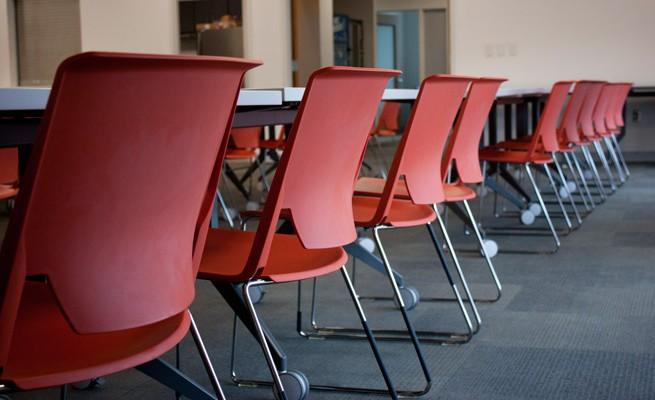 WV Housing Development Fund Training Room Chairs
