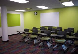 Marshall University INTO Study Abroad Program Classroom