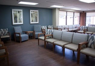 Neurological Associates Waiting Room