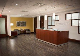 Spilman Thomas and Battle Law Firm Reception