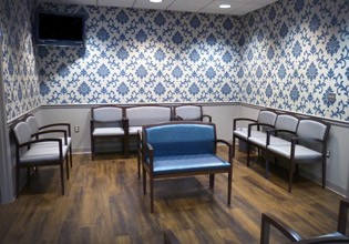 Highlands Regional Medical Center: Dr. Gibson's Waiting Room