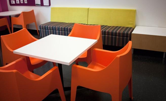 INTO Marshall University Cafe