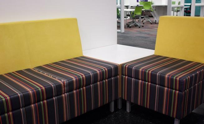 INTO Marshall University Lounge Furniture