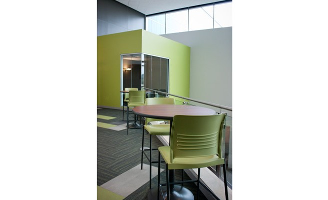 Kanawha Valley Community and Technical College Lounge Area