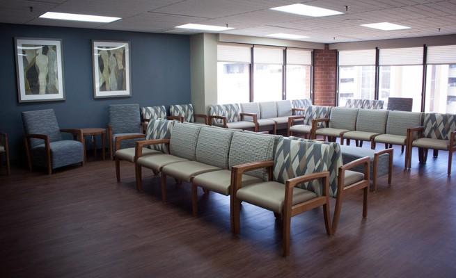 Neurological Associates, Inc. Waiting Room
