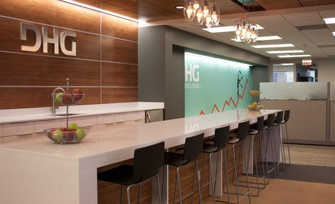 Dixon Hughes Goodman Coffee Bar