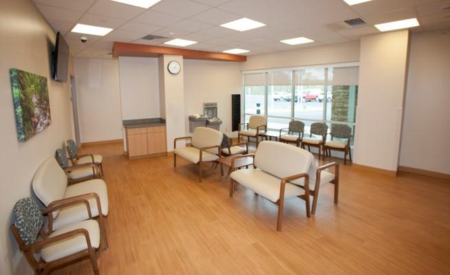 Preston Memorial Hospital Waiting Room