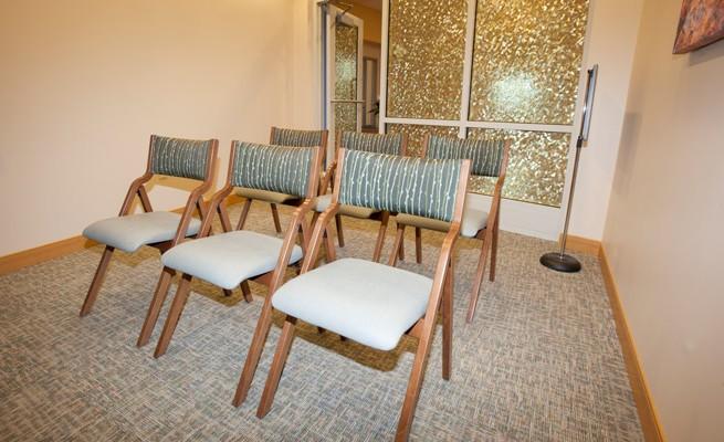 Preston Memorial Hospital Seating
