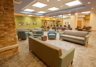 Preston Memorial Hospital Lobby