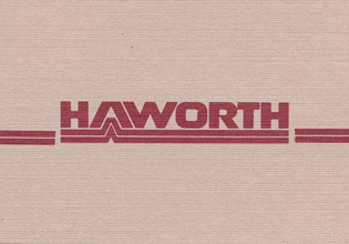 Old Haworth Logo