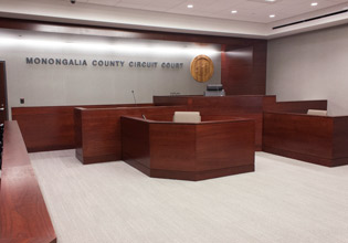 Monongalia County Justice Center