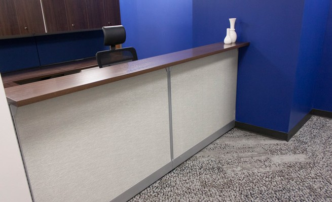 Appalachian Power Reception Desk