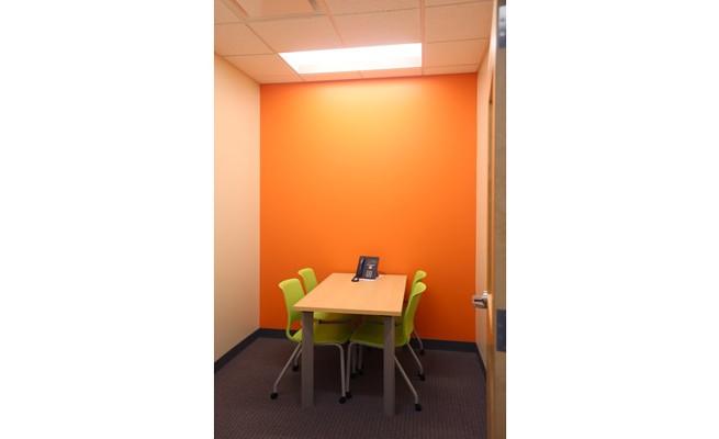 Goodwill Prosperity Center Meeting Room
