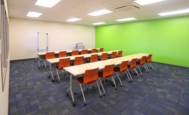 Goodwill Prosperity Center Training Room
