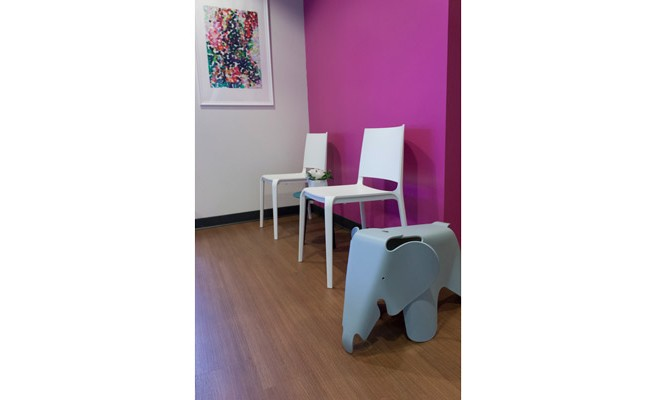 Just For Kids Dentistry Waiting Room
