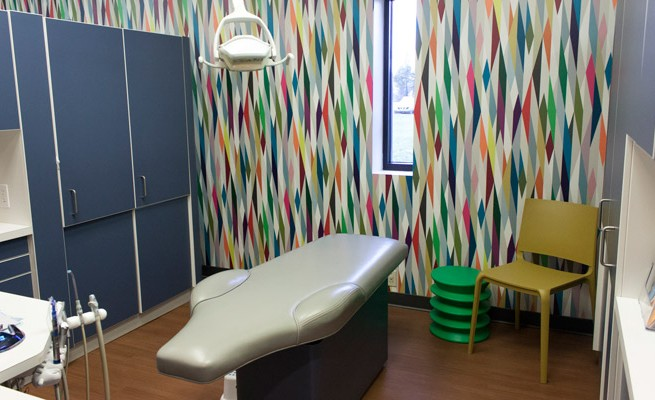 Just For Kids Dentistry Patient Area