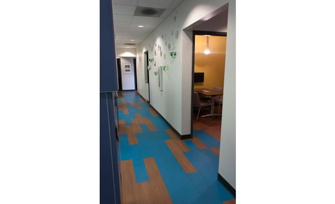 Just For Kids Dentistry Hallway