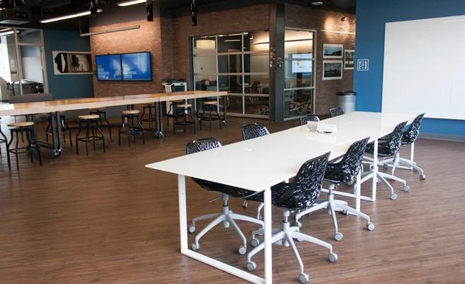 WVU Crossings Media Innovation Center