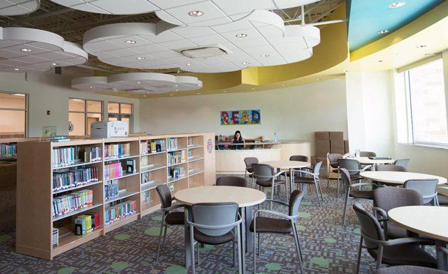 Ceredo-Kenova Elementary School Library