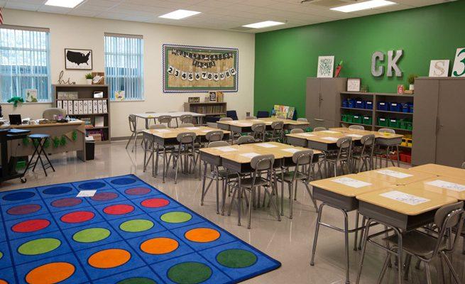 Ceredo-Kenova Elementary School Classroom