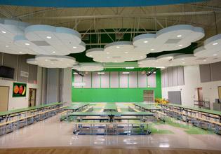 Ceredo-Kenova Elementary School Cafeteria