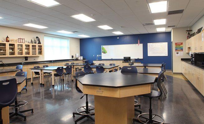 Crum PK-8 School Lab