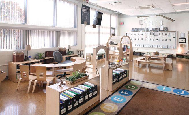 Explorer Academy Classroom